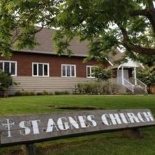 St Agnes Anglican Church logo
