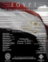 Egypt & The Struggle for Democracy