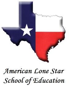 American Lonestar School of Education logo