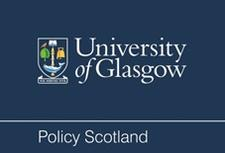 Policy Scotland at the University of Glasgow  logo
