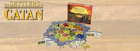 TableTop Thursdays: Settlers of Catan