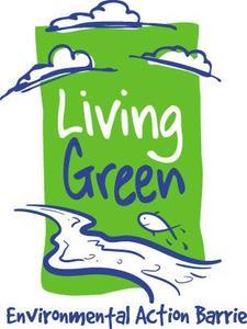 Living Green Barrie logo