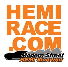 Modern Street HEMI Shootout logo