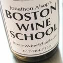 Gift Certificate for Boston Wine School