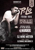 P-Lo from HBK-LIVE-Hosted by Chuy Gomez w/DJ Mind...