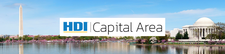 HDI Capital Area Local Chapter logo