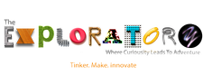 Explorer Elementary School  logo