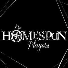 The Homespun Players logo