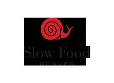 Slow Food Denver logo