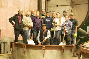 Highland Flats Distillery Ribbon Cutting Ceremony