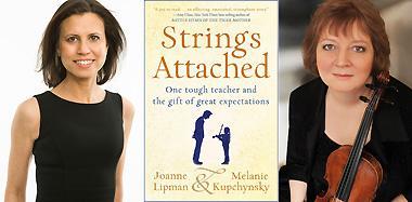 Book presentation: Strings Attached: One Tough Teacher...