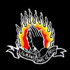 Les Mains dans le Feu logo