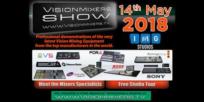 Vision Mixers Show 2018