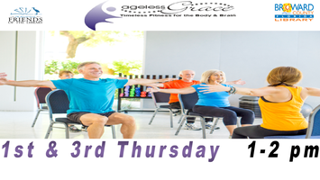 Ageless Grace. A brain and body fitness program at...