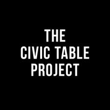 The Civic Table Project  logo