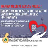 Iranian Medical Access Project: Advocacy Event &...