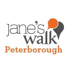 Jane's Walk Peterborough logo