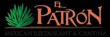 El Patron Restaurant and Cantina logo