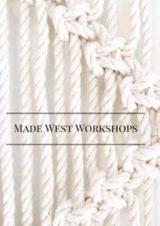 Made West Workshops logo
