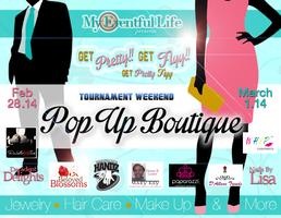 Tournament Weekend Pop Up Boutique Event....Get...