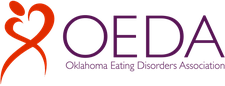 Oklahoma Eating Disorder Association   logo