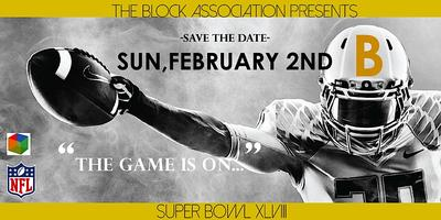 "Sun Feb 2nd the Block Association Presents ""My Uber..."