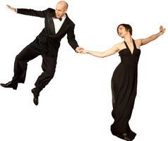 Nathan & Gaby - A Dancerly Weekend