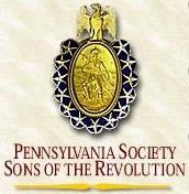 Pennsylvania Society of the Sons of the Revolution logo