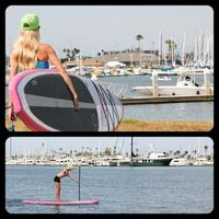 SUPing-Stand Up Paddle Boarding