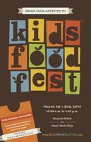 Kids Food Festival - NYC March 2014