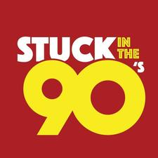 Stuck In The 90's logo