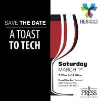 A Toast to Tech