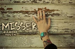 Misser, Diamond Youth, Young Statues, Broadside