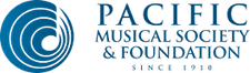 Pacific Musical Society & Foundation logo
