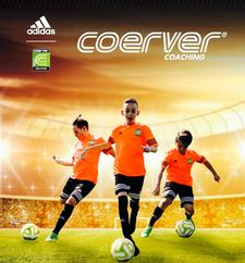 COERVER COACHING PARIS IDF logo