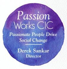 Passion Works CIC logo