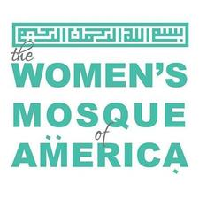 The Women's Mosque of America logo