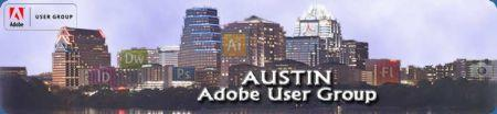 Austin Adobe User Group Feb 14 meeting demo:Learning...