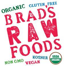Brad's Raw Foods  logo