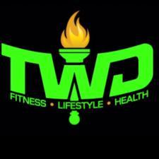 TrainWithDrew's Tone up class logo