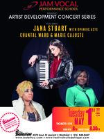 JAM Vocal Presents Artist Development Series Featuring...