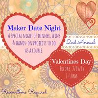 Valentines Day Maker Date Night