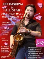Jazz On The Island Valentine's Day: JEFF KASHIWA