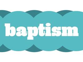 Baptism Informational Luncheon