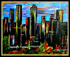 Art Wine Denver I-70 East Sat Feb 8th  6:30pm $40