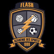 Académie des sports FLASH logo