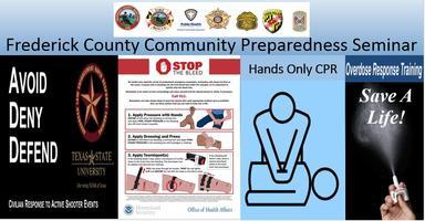 Community Preparedness Seminar