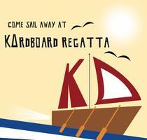 KD Kardboard Regatta 2014