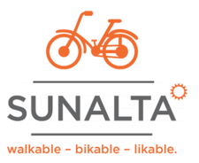 Sunalta Community Association logo