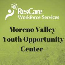 Moreno Valley Youth Opportunity Center logo
